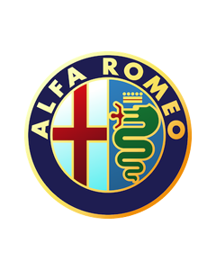 Alfa Romeo Spray Paint